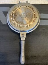 Cooks companion round flip pan Silver