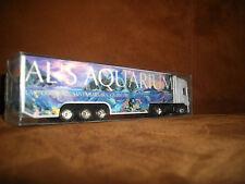 AL´S Aquarium Santa Babara SZ  Truck    PVC Box M 1:87