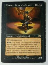 Chainer, Dementia Master - Torment (Magic/mtg) Rare HEAVY PLAY