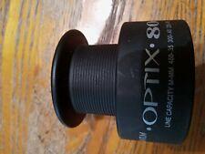 New listing Quantum Spinning Reel Part Optix 80 - (1) Spool Assembly