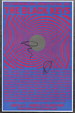 The Black Keys Autographed poster 2015 Dan Auerbach, Patrick Carney