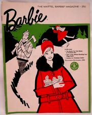 Nov-Dec 1964 Mattel Barbie Magazine