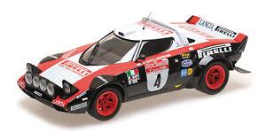 1:18 Minichamps Lancia Stratos Pirelli Winners Rally San Remo 1978 155781704 Mod