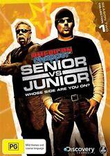 American Chopper - Senior Vs Junior : Season 2 : Collection 1 - Region 4