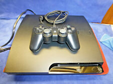 PS3 Slim System Model Cech-3001A +FREE CALL OF DUTY