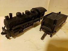 Riverossi Steam Locomotive & Coal Tender HO Scale Union Pacific