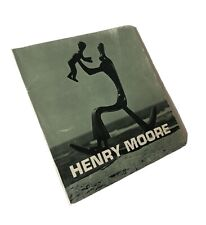 1963 HENRY MOORE Art Exhibition Catalog Sculpture, Watercolors & Drawings