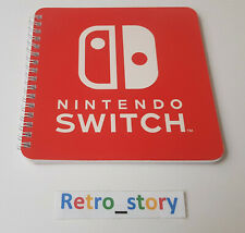 Nintendo Switch - Note Book - 2017