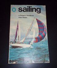 Sailing ~ Peter Heaton Penguin Pb 1968