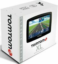 GPS TOMTOM XL NAVIGATION AUTOMOBILE CARTES FRANCE & EUROPE 45 + ALERTES RADARS