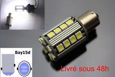 2 lampadine a LED BAY15D/P21/5W Canbus Errore Di Anti Bianco Luci di retromarcia