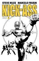 KICK-ASS #7 IMAGE COMICS COVER B FRUSIN NILES