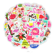 Flamingos Sticker Cute Dream Cartoon Stickers for Children DIY Bicycle Stickers