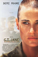 G.I. Jane (1997) original movie poster - single-sided - rolled