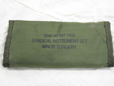 US Military Surgical Instrument Set COMPLETE (Minor Surgery)