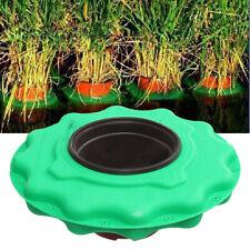 Green Floating Pond Plant Island Pot W/ Basket For Garden Fish Pond   ! W
