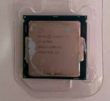 Intel 4512 Core i7 6700K 4.00 GHz Unlocked Quad Core Sky Lake Socket LGA 1151