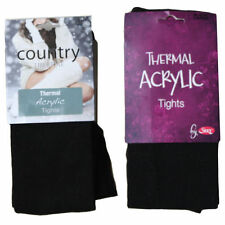 Acrylic Blend Everyday footed Tights for Women