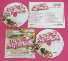 "CD Dance Parade La""Prima""Vera Compilation SAGI REI BOB SINCLAR no mc lp (C14)"