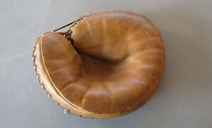 Vintage Wilson USA Frank Pytlak Autographed Leather Catcher's Mitt Glove