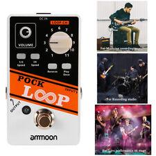 More details for pock loop looper  loop record guitar effect pedal 11 independent loops 44.1khz