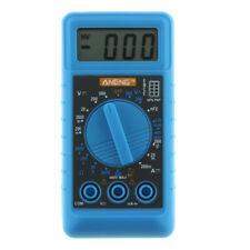 Mini Pocket Dmm Lcd Digital Multi Meter Ohm Test Voltmeter Ammeter With Buzzer