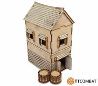 TTCombat Kura Storehouse 28mm Samouraï Terrain Japon Bâtiment Maison Paysage