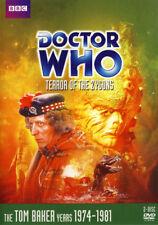 DOCTOR WHO - TERROR OF THE ZYGONS (TOM BAKER) (1974-1981) (STORY - 80) (DVD)