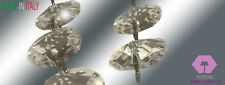 joshop ricambio cristallo per lampadari lumi applique plafoniere nuovo catena
