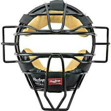 Rawlings Adult Wire Umpire's Baseball Mask Black PWMX