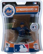Noah Syndergaard New York Mets MLB Baseball Import Dragons Action Figure 6""
