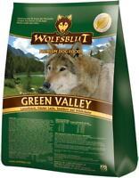Wolfsblut Green Valley / Lamm & Lachs -  Adult 500g Trockenfutter - GETREIDEFREI