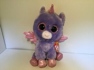"TY Beanie Boo - Athena 6"" *CLAIRE'S EXCLUSIVE* New with Tags"