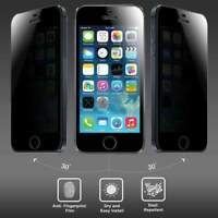 AMZER KRISTAL PRIVACY TEMPERED GLASS HD SCREEN PROTECTOR FOR IPHONE 5 5S 5C