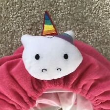 Rainbow Unicorn Children's Bath Shower Cap