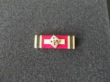 (A15-338) Stern zum Großen Bundesverdienstkreuz  Ordensspange / Bandspange