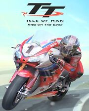 "10 x 8"" ISLE OF MAN TT MOTORCYCLE MOTORBIKE METAL PLAQUE SIGN OTHERS LISTED N369"