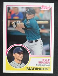 2015 Topps Archives #268 Kyle Seager - NM-MT