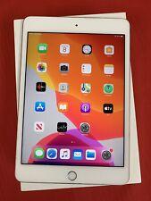 Apple iPad mini 4 128GB, Wi-Fi, 7.9in - Silver