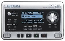 New! BOSS BR-80 Micro BR Digital Recorder from Japan Import!