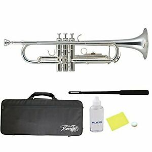 Kaerntner Trumpet Silver KTR-35/SV For Beginners Accessories included F/S wTrack