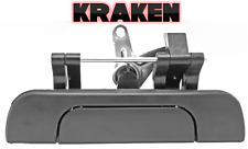 Kraken Tailgate Latch Handle For Toyota Tacoma 1995-2004 Black W/Rod Clips