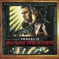 "OST/VANGELIS ""BLADE RUNNER TRIOLOGY..."" 3 CD DIGI NEW+"