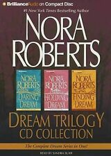 Nora Roberts Dream Trilogy CD Collection: Daring to Dream, Holding the Dream, Finding the Dream by Nora Roberts (CD-Audio, 2014)