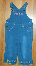 Infants Girls The Childrens Place Corduroy Overalls size 24 Months / 24x11