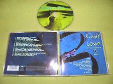Kinky Love 2 Israel Only CD Morrissey / Depeche Mode / Dubstar (Stars Acoustic)