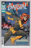 "Batgirl Issue #29 ""Crosshairs of Commisoner Gordon!"" DC Comics (1st Print 2018)"