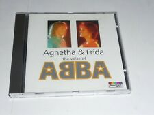 Agnetha & Frida - The Voice of Abba (GERMAN CD Album)