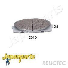 Front Brake Pads Set Toyota:HIACE IV 4,HIACE V 5 0446526421 0446526420