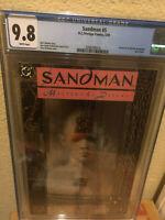 Sandman #5 (1989) CGC 9.8 Neil Gaiman, Scarecrow & Martian Manhunter Appearances
